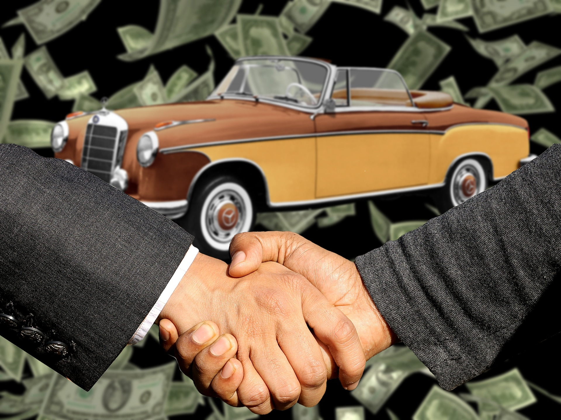 transferring car loan to another person