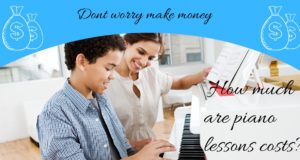 how much are piano lessons